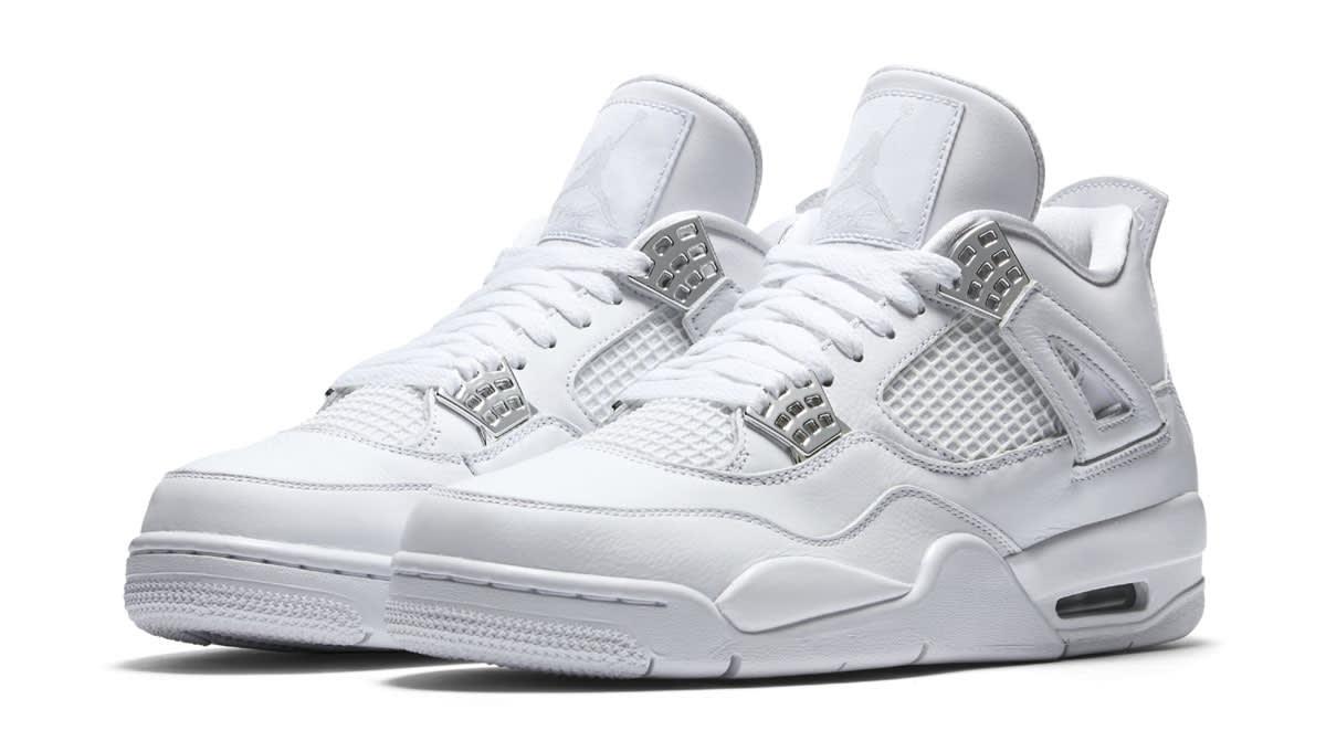 bdb0c19df4dd Air Jordan 4  Black White-Gum-Light Brown  Release Date
