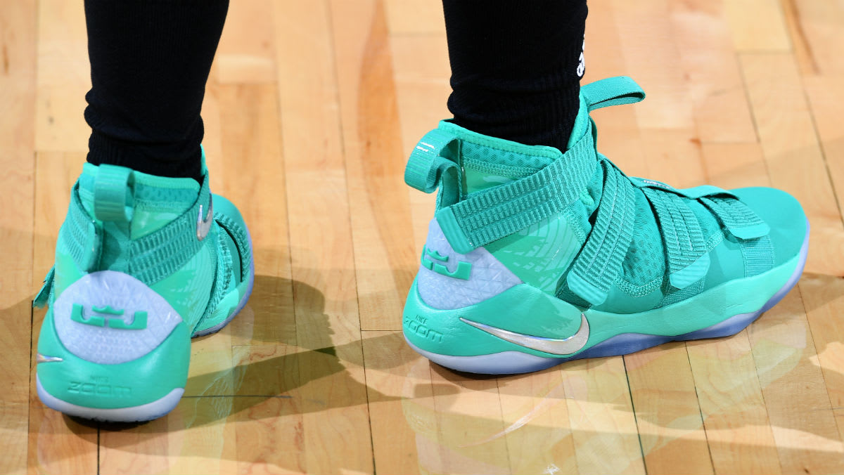 Sugar Rodgers Nike Lebron Soldier 11 Wnba All Star Pe