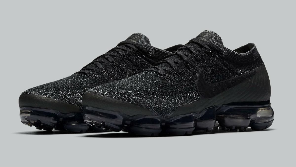Nike Air Vapormax Triple Black Release Date 849558 007