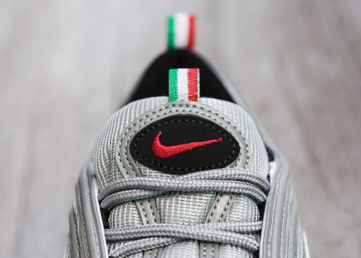 buy popular 55569 4898f Nike Air Max 97 Italy Exclusive | Sole Collector