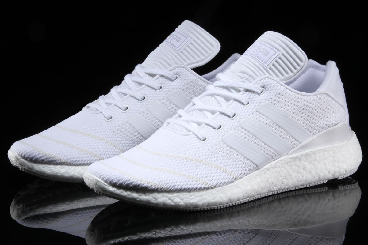 triple white adidas busenitz pure boost pk bb8376 sole. Black Bedroom Furniture Sets. Home Design Ideas