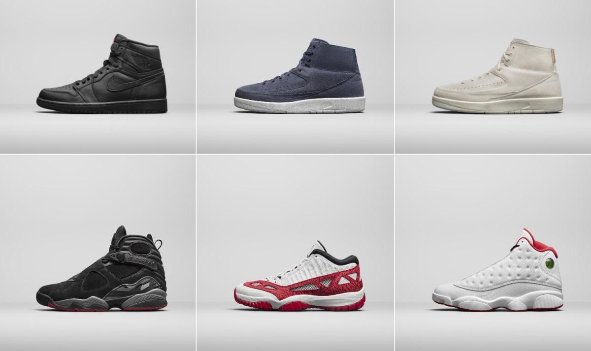 Air Yeezy 2 All Black Jordan Brand Previews ...