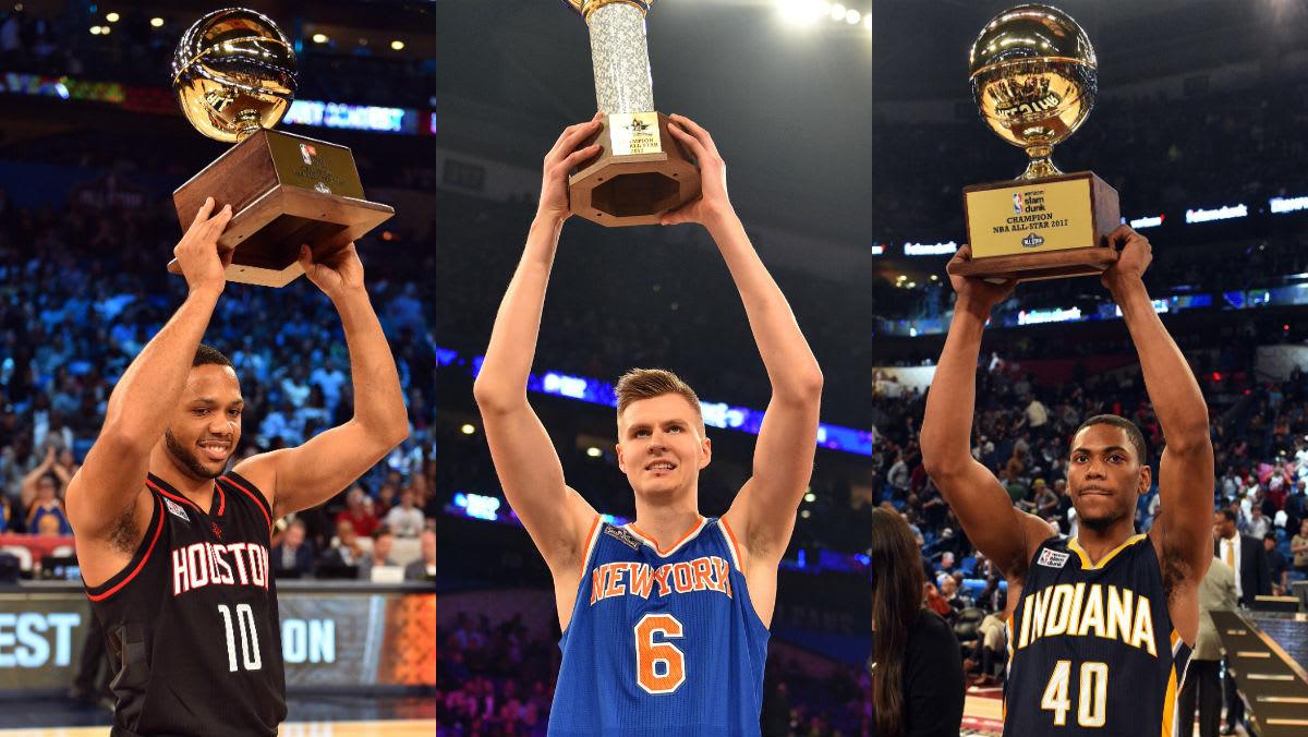 6b0aa8f15869 NBA All-Star Saturday Night Sneakers 2017 Dunk Contest Three-Point Contest  Skills Challenge
