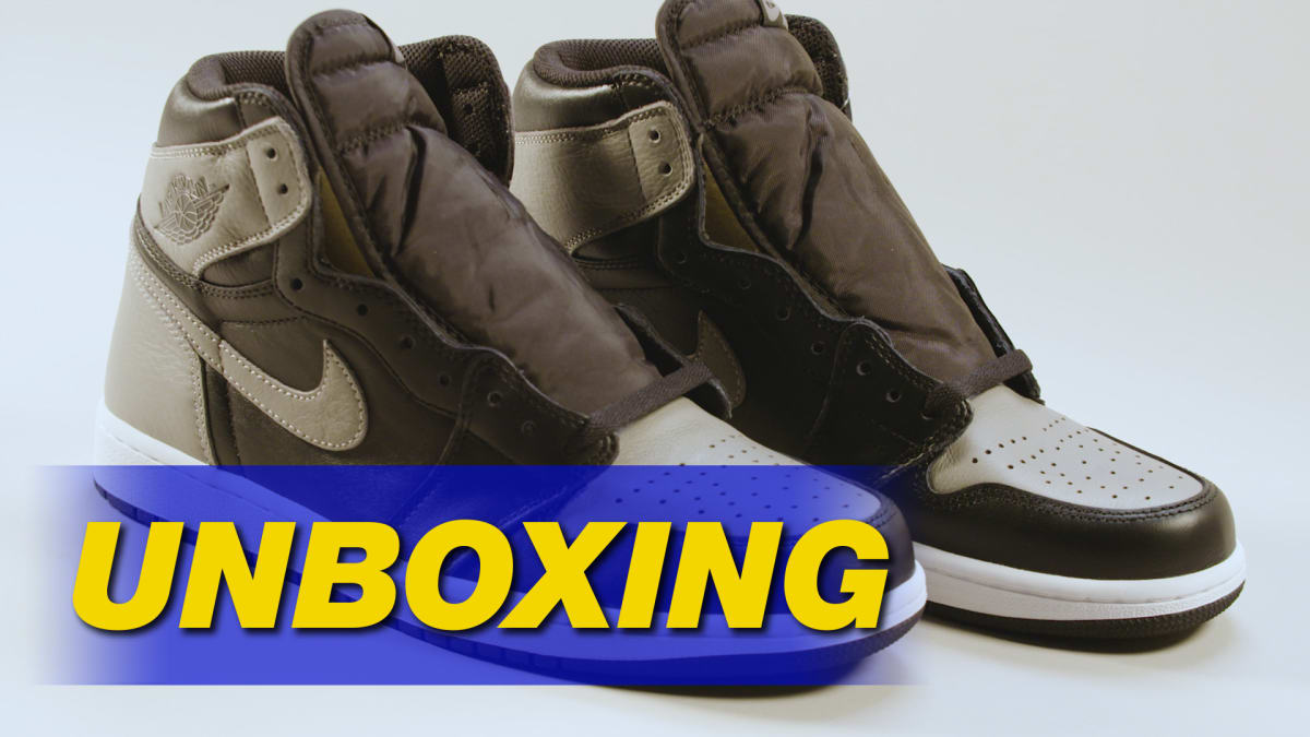 b103abb77932be Air Jordan 1 Retro Shadow Unboxing