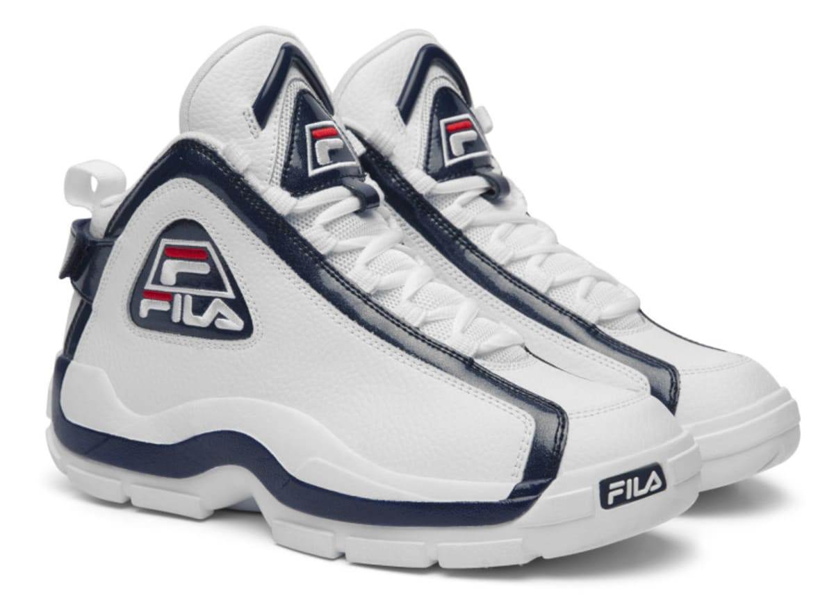 fila shoes grant hill 96 release the hounds gif