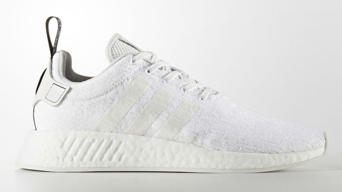 adidas nmd r2 triple white release date sole collector. Black Bedroom Furniture Sets. Home Design Ideas