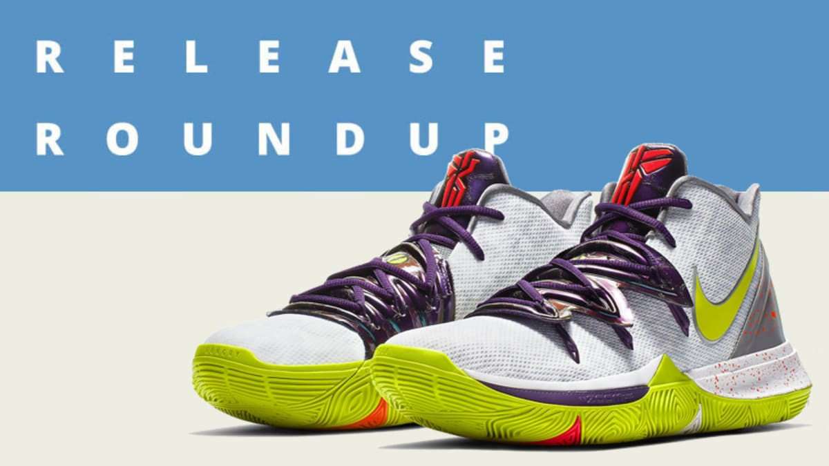 46bc3556796 Release Roundup: Sneakers You Need To Check Out This Weekend   Sole  Collector