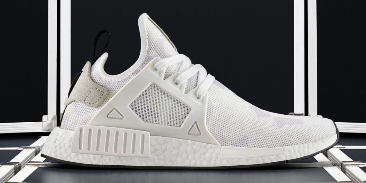 adidas W. NMD XR1 Primeknit Green Shoes AW LAB
