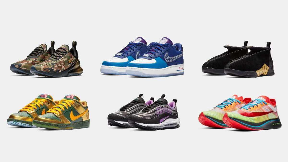 ffc8d9daa6cdf5 Doernbecher x Nike Freestyle 2018 Collection Release Date