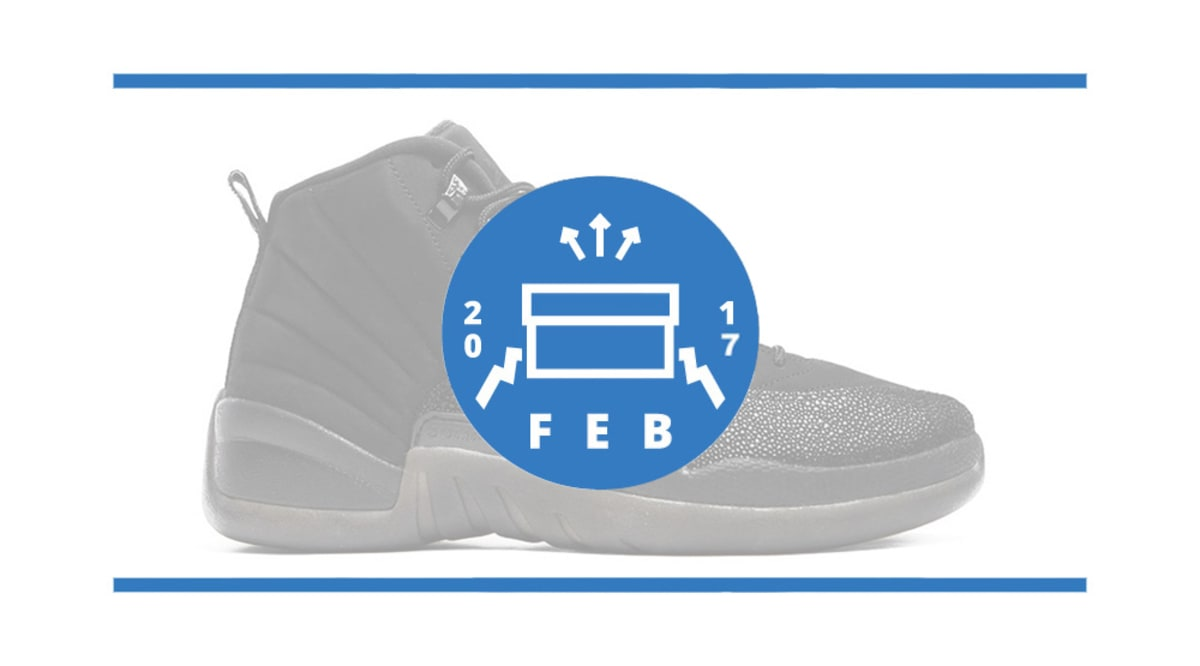 the latest 5658a 5ae37 Air Jordan Release Dates February 2017   Sole Collector