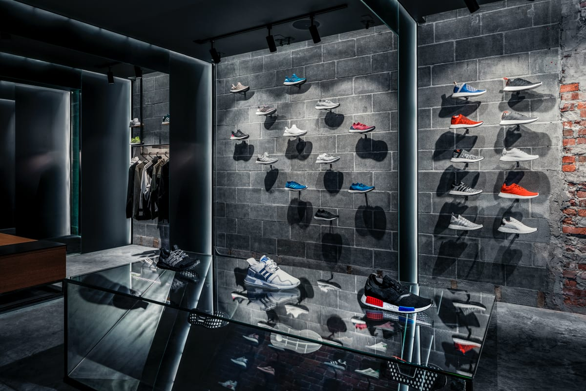 Adidas X Concepts Retail Space Opens Today In Boston