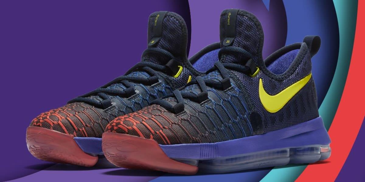 estante Pino Democracia  Nike KD 9 Roar From the Floor Release Date 855908-484 | Sole Collector
