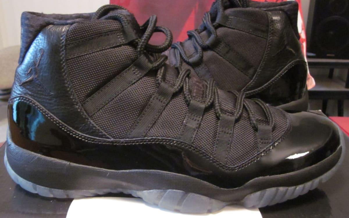 603d336186ad Air Jordan 11 XI Blackout Release date 378037-005 – TECH2