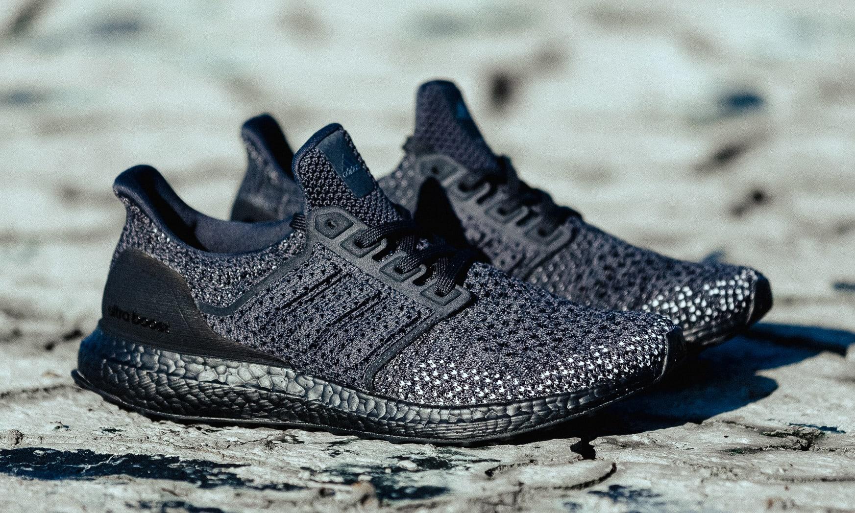 fdee3c793b92c ... 50% off buy cheap 100 original cheap high quality adidas black  ultraboost clima sneakers high