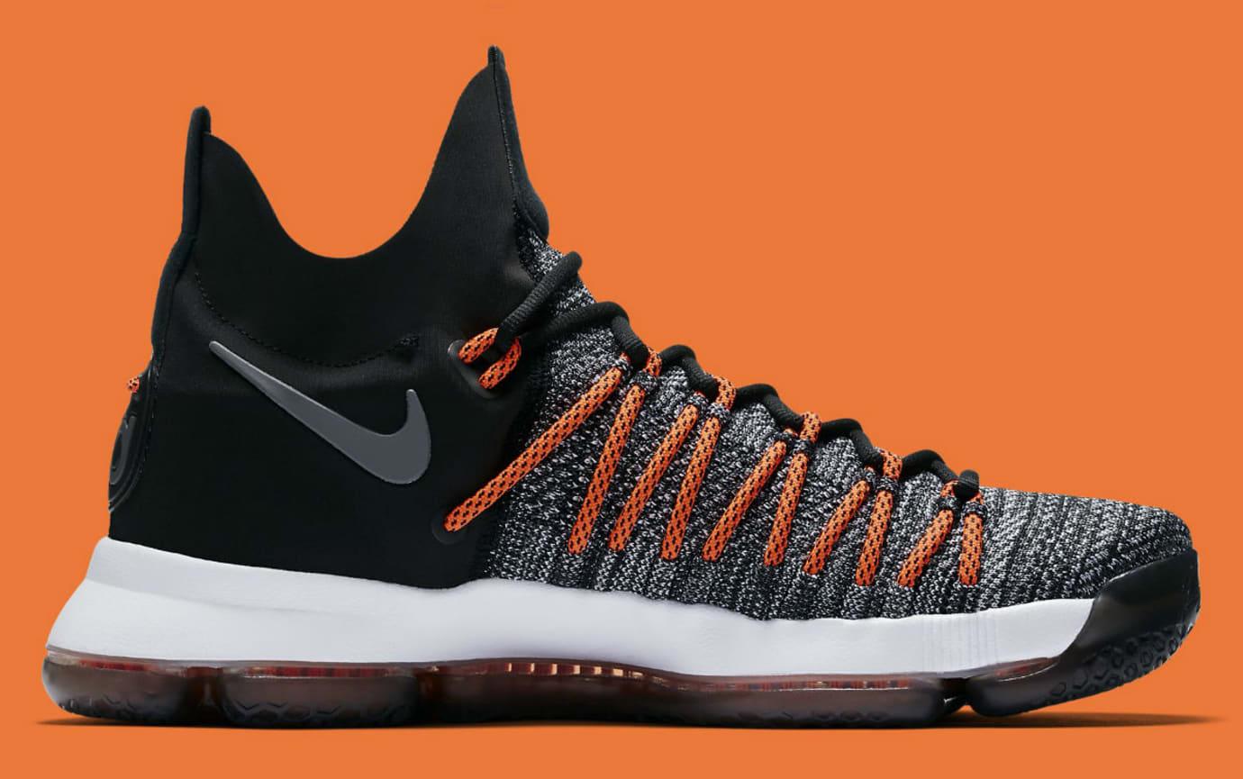 9 Black Grey Release Elite White Date Hyper Orange Dark Kd Nike 54LqjR3A