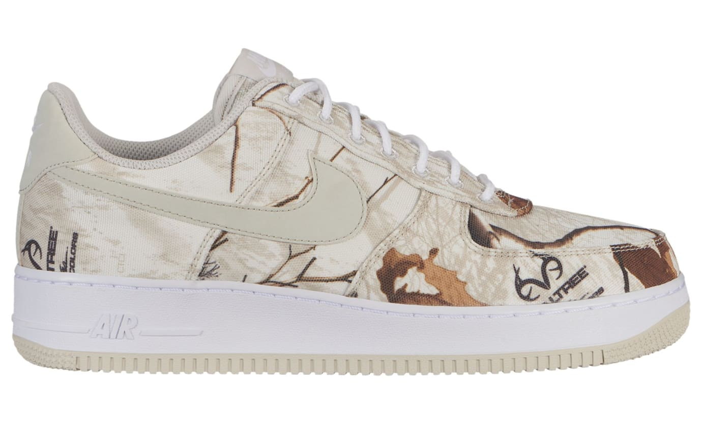 Nike Date Collector Low Force 1 Air 'realtree' Sole Release rwTrqOgx