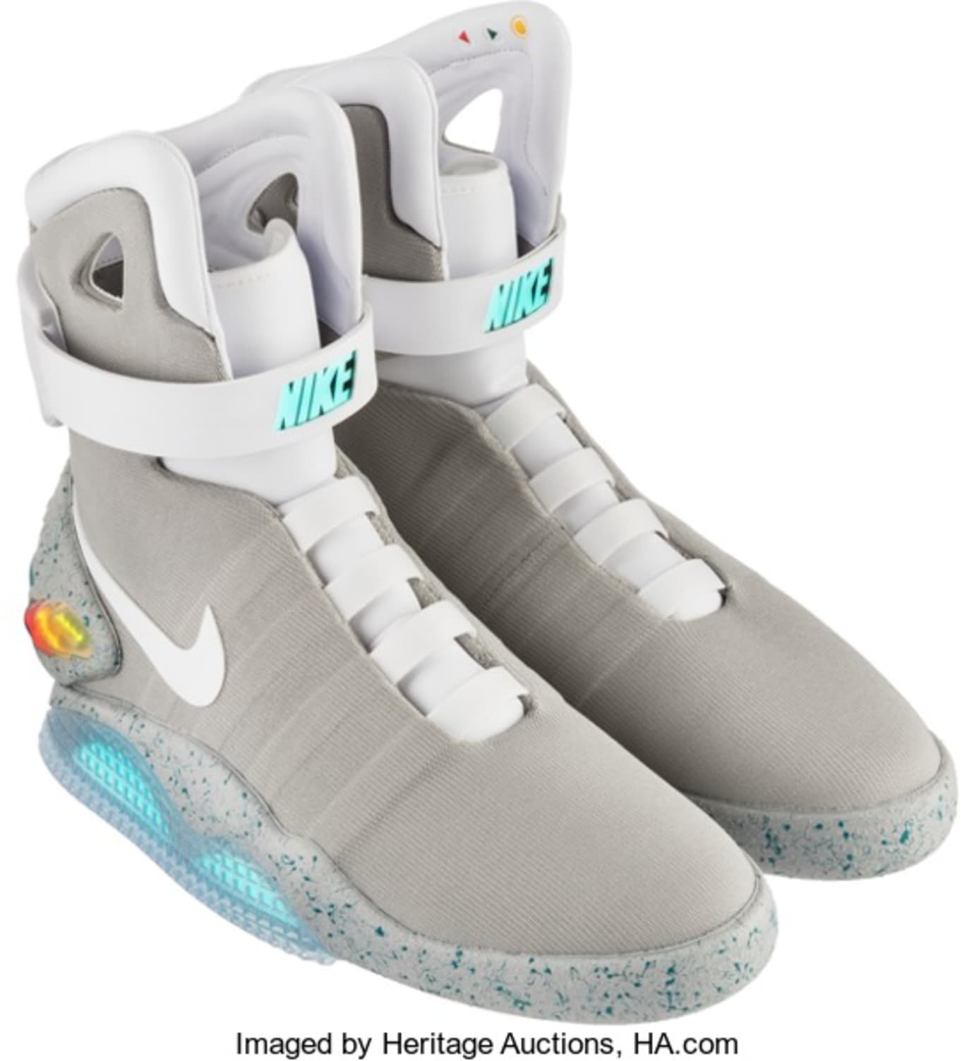 New Set Auction Air Mags RecordSole Collector XZPkiOuTw