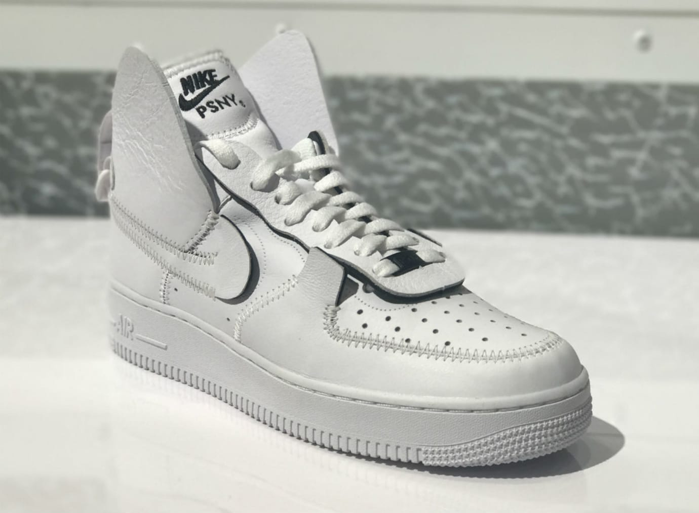 Air Force X Psny Nike 1 HighSole Collector 76gybf