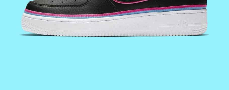 6b9df4ab2137 NBA x Nike Air Force 1 Low  Miami  Release Date