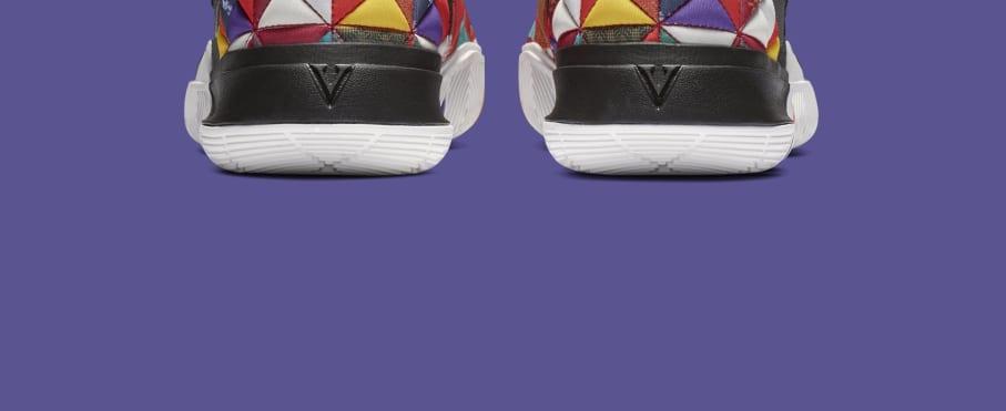 Nike Kyrie 5  Black Multi-Color  Release Date  d3a51ee11