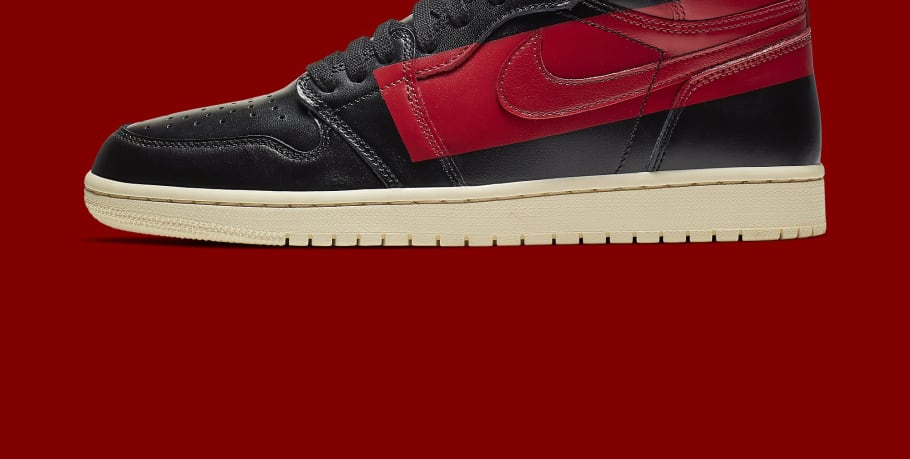 new concept eee70 4f411 Air Jordan 1 High OG Defiant  Black Gym Red Muslin  Release Date   Sole  Collector