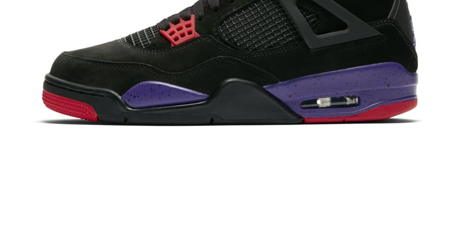 ca4944d66ad87f Air Jordan 4 Retro NRG  Black University Red Court Purple   AQ3816-056  Release Date