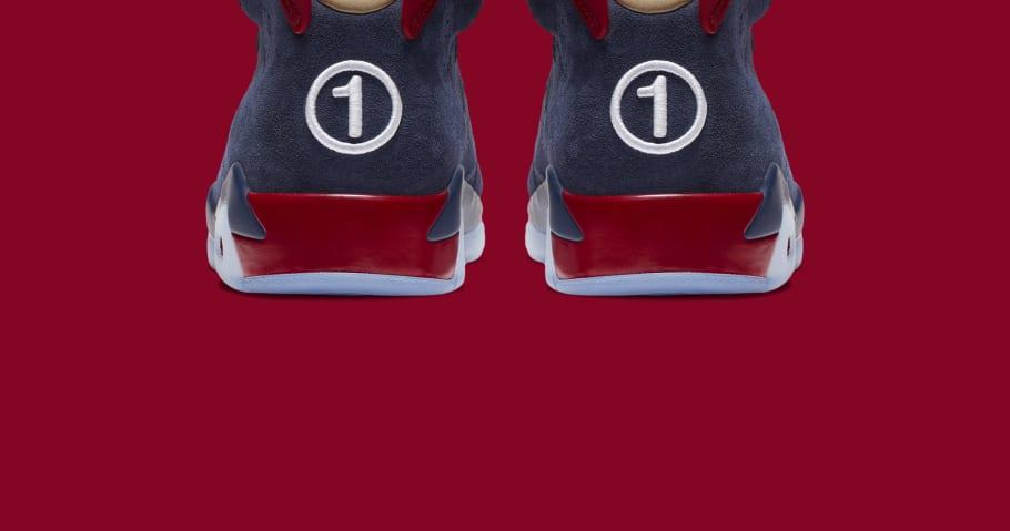 cf461c6e112ff0 Air Jordan 6  Doernbecher  CI6293-416 Release Date