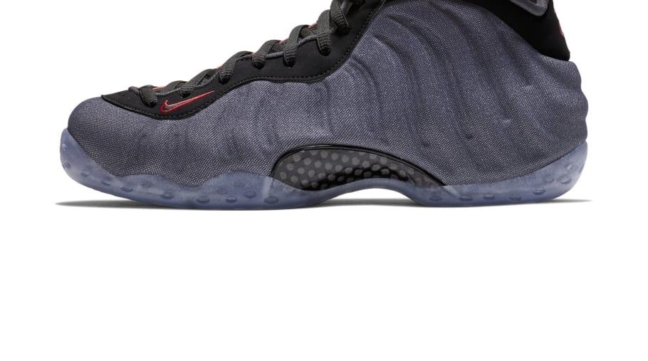 35287a67182 Nike Air Foamposite One Denim Release Date 314996-404