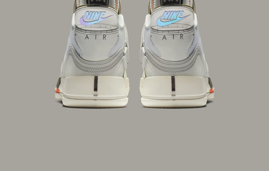 631f70ed3d9d2c Air Jordan 33  Vast Grey Cone-Sail-White  AQ8830-004 Release Date ...