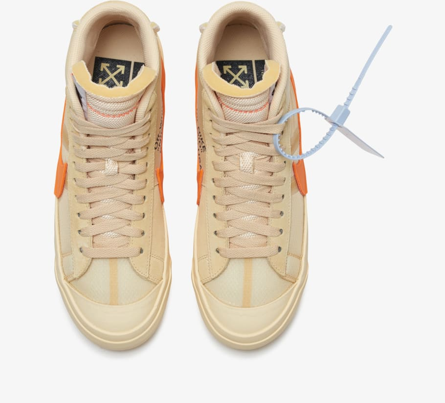 new arrive 22611 ee90f Off-White x Nike Blazer Mid  All Hallows Eve  and  Grim Reepers  Release  Date   Sole Collector
