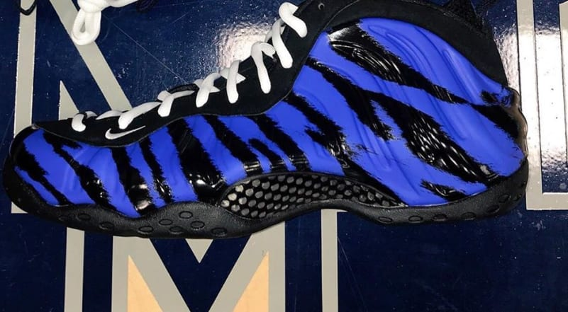 Nike Air Foamposite One  Memphis Tigers  Release Date Mar. 9 2c065583b4