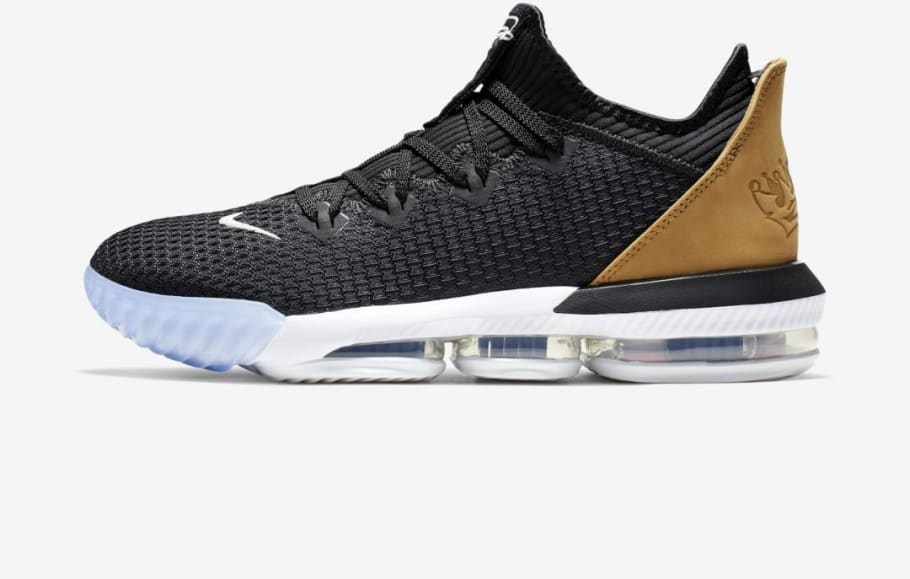 Nike LeBron 16 Low Release Date  8fdcc3d42