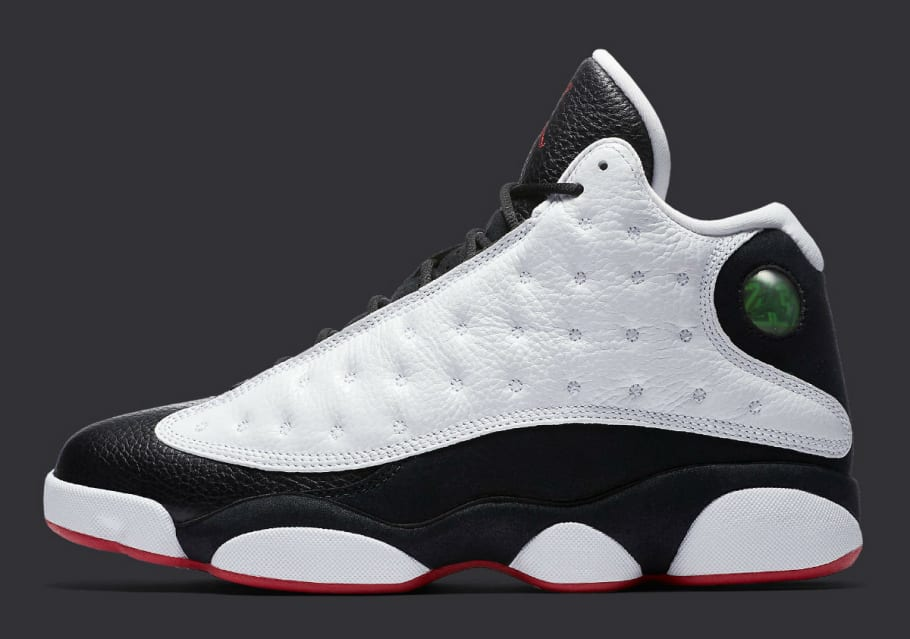 36473be50d02f Air Jordan 13 XIII He Got Game 2018 Release Date 414571-104 | Sole Collector