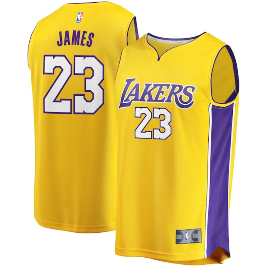 LeBron James Los Angeles Lakers Jerseys Selling Out | Sole ...