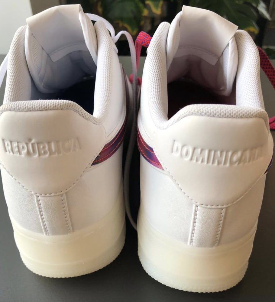sufrir Profesor Marco Polo  Nike Air Force 1 Low 'Dominican Republic' Release Date | Sole Collector