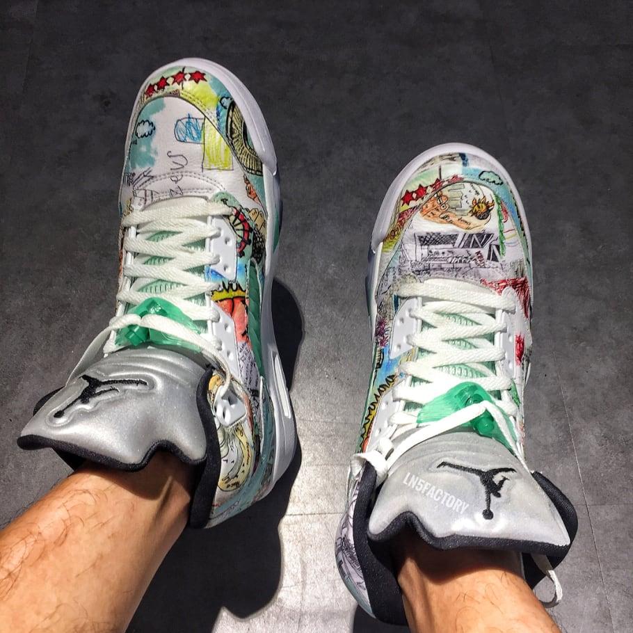 Air Jordan 5 Retro 'Wings'