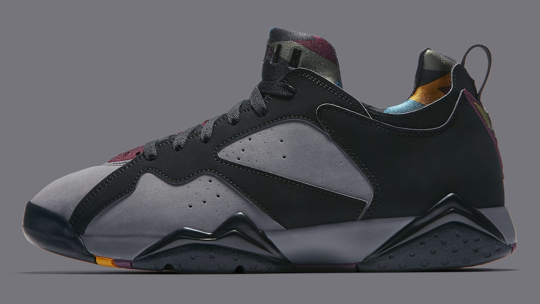 promo code 599a7 f2581 Air Jordan 7 VII Low Bordeaux Release date AR4422-034 Profile