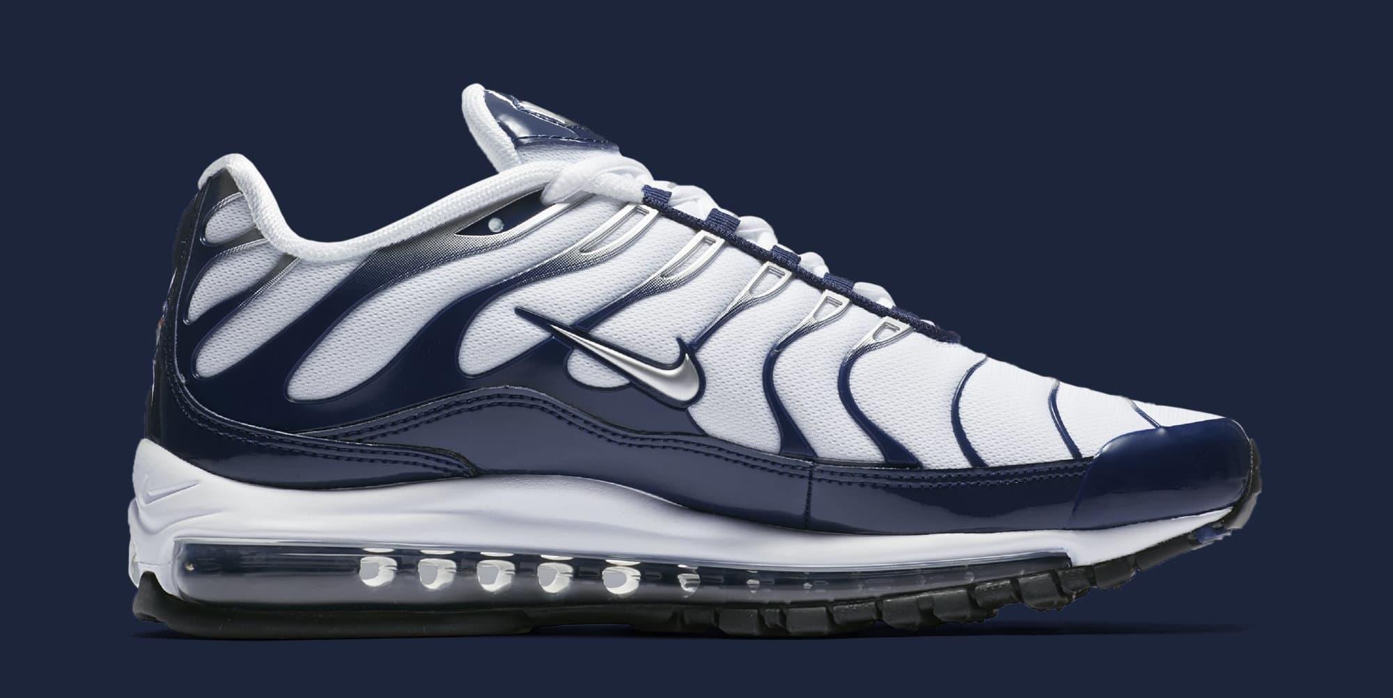 Nike Air Max Plus 97 AH8144-100 (Medial)