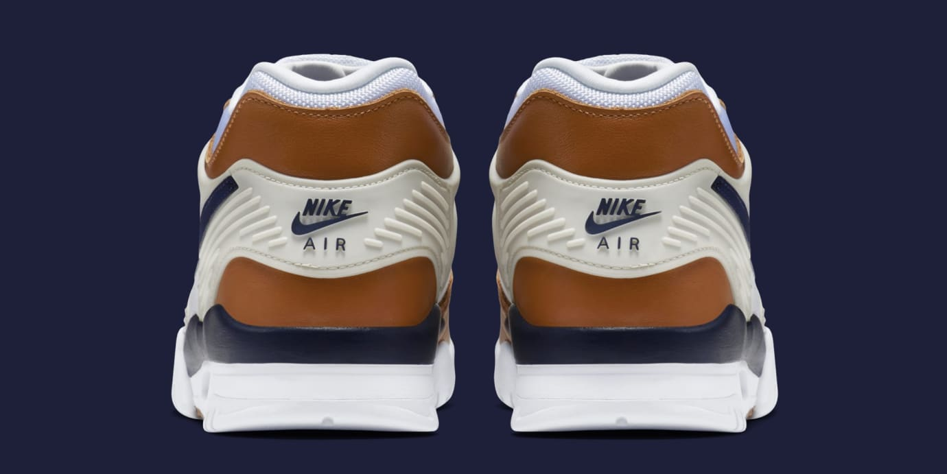 Image via Nike Nike Air Trainer 3  Medicine Ball  705425-100 (Heel) d89a9a0be