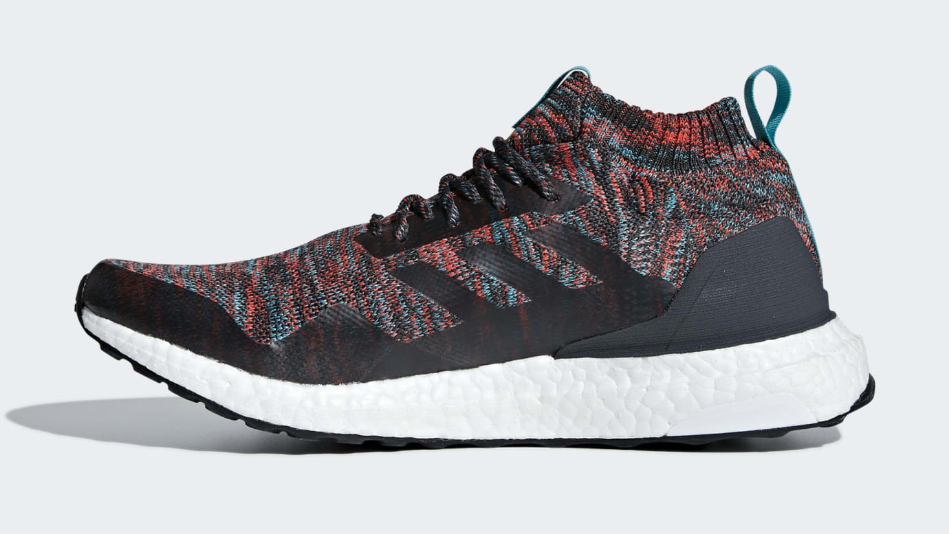 b53436653540e Adidas Ultra Boost Mid  Multicolor  Release Date Oct. 25