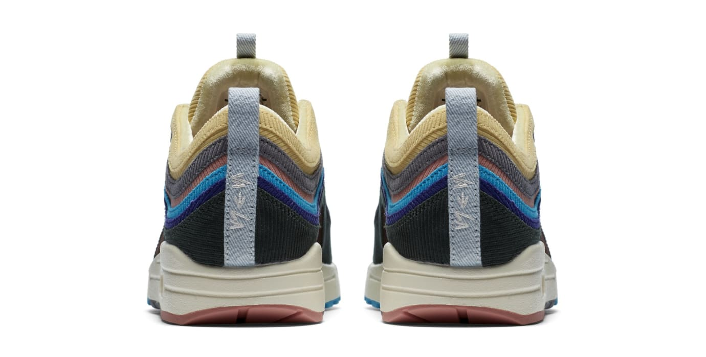 127dcc11d7 Sean Wotherspoon x Nike Air Max 1/97 AJ4219-400 Release Date | Sole ...