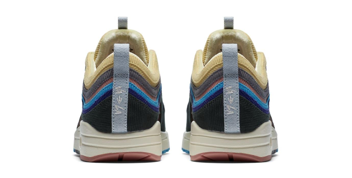 Sean Wotherspoon x Nike Air Max 1/97 AJ4219-200 (Heel)