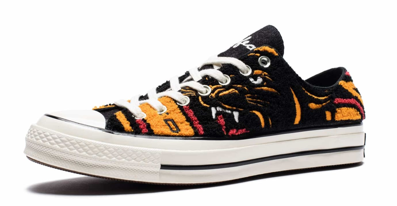 Undefeated x Converse Chuck 70 Ox 1