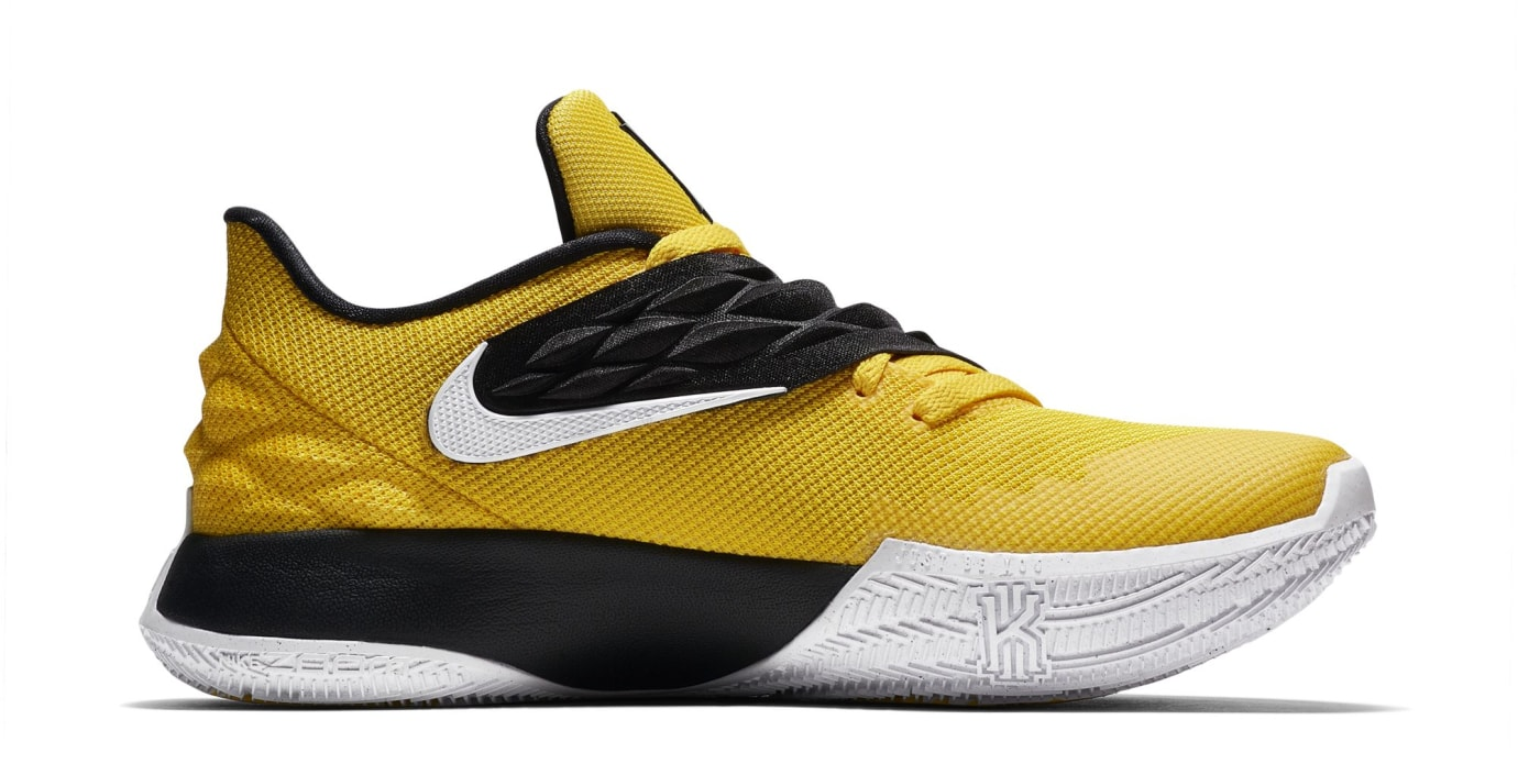 innovative design c1842 0b0ce Nike Kyrie Low 'Amarillo/Black' Release Date | Sole Collector