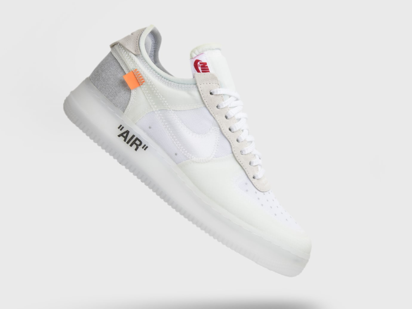 the best attitude 082a4 69d03 Image via GOAT off-white x nike air force 1 low the ten