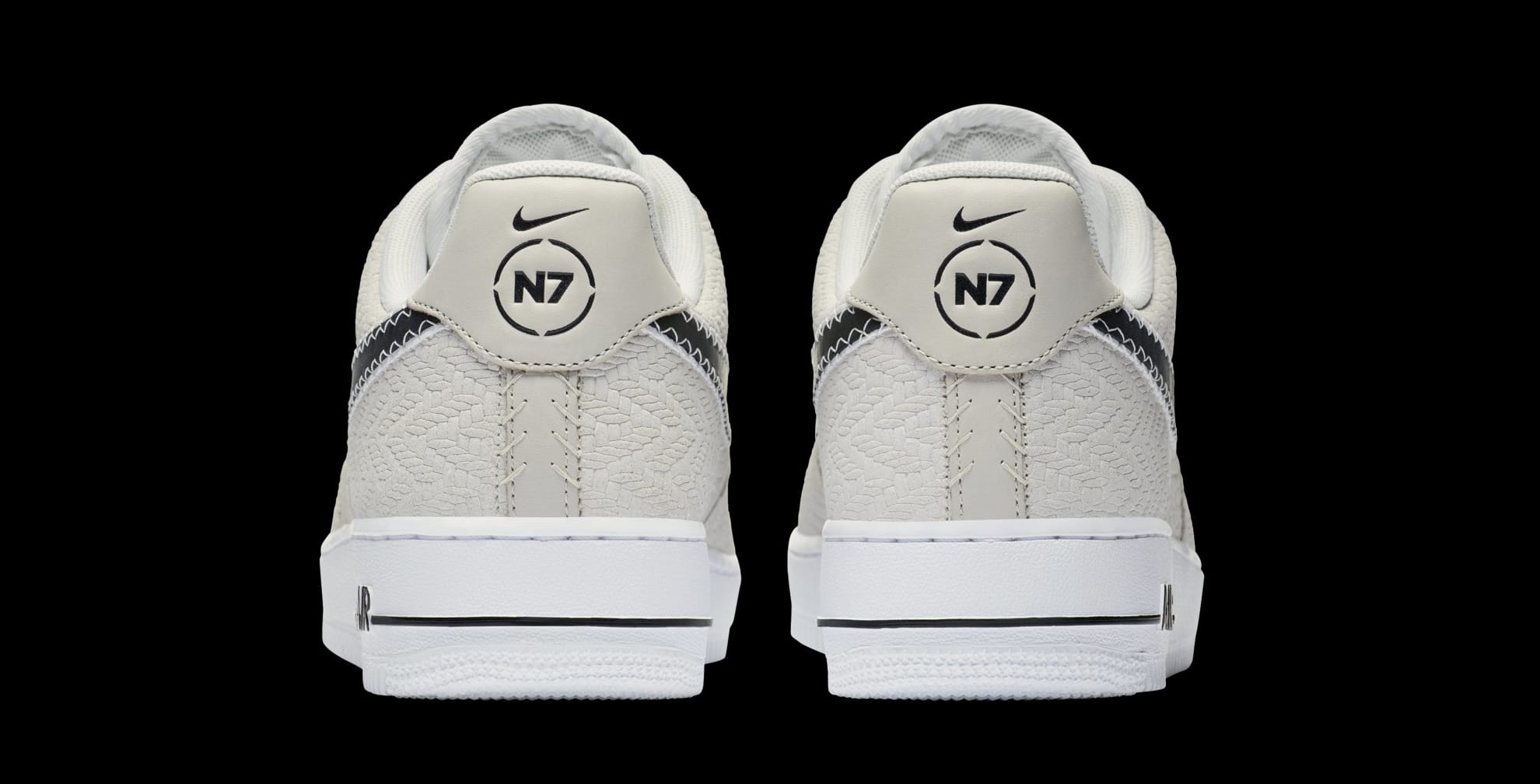 Nike Air Force 1 Low 'N7' AO2369-001 (Heel)