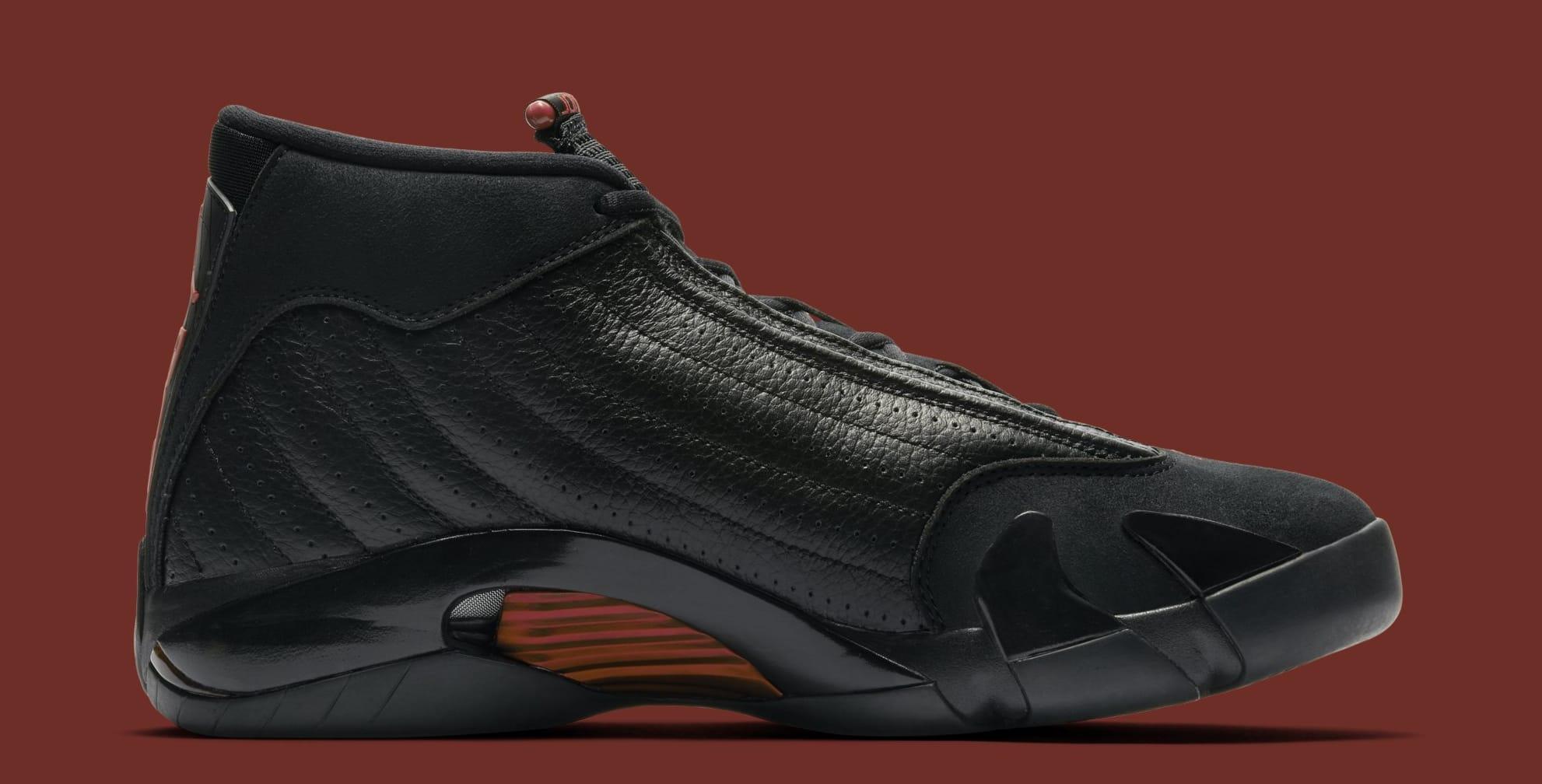 huge discount 125c3 36e89 Image via Nike Air Jordan 14 Retro  Last Shot  487471-003 .