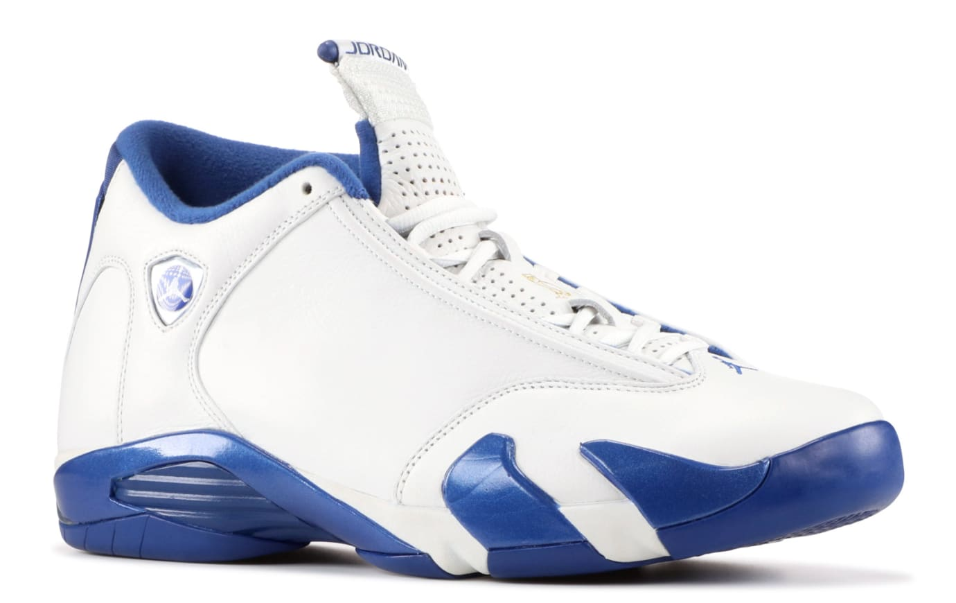 Air Jordan 14 'OVO/Kentucky' (Angle)
