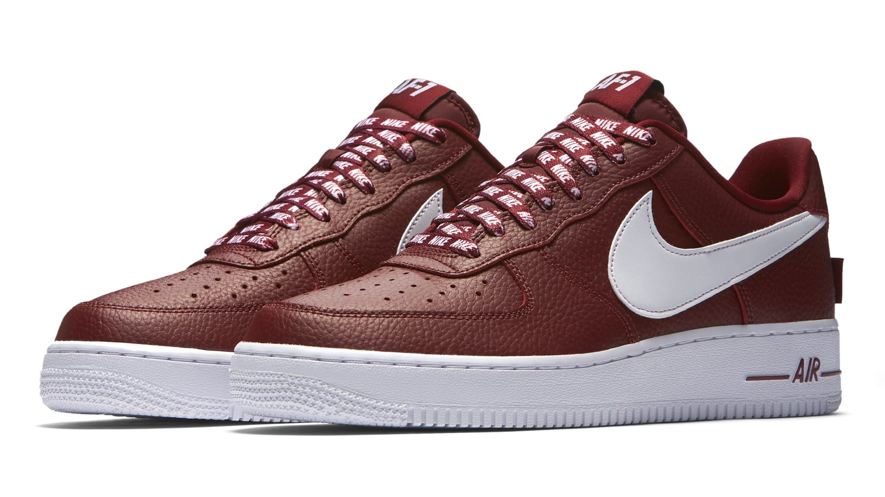 huge selection of 8c166 a7ccc Image via Nike Nike Air Force 1 NBA Pack Low .
