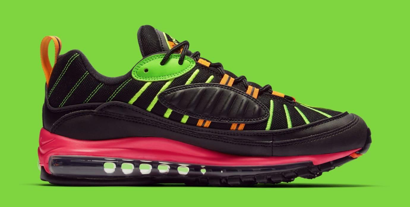 Nike Air Max 98 'Tokyo Neon' CI2291-083 (Medial)